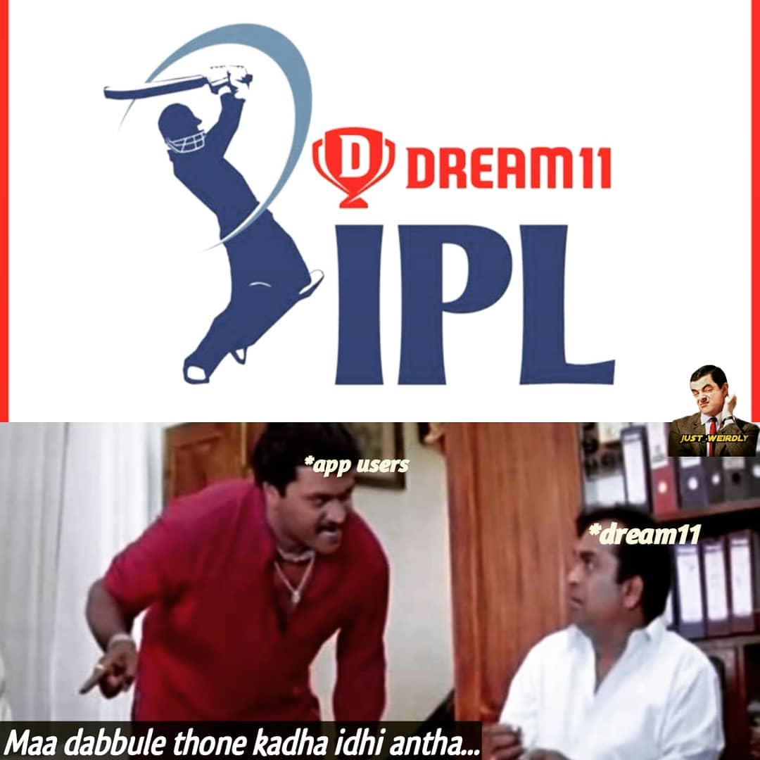 9. Dream 11 Ipl Title Sponsor