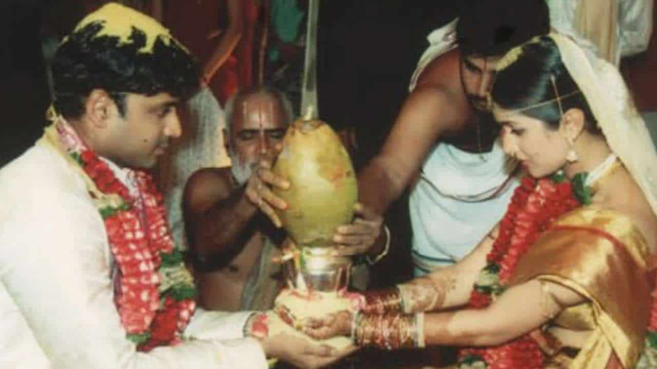 9. Sumanth Keerthy Reddy Marriage Photo