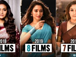 Actresses With Most Number Of Movies In A Calendar Year