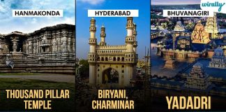 Cities And Towns In Telangana
