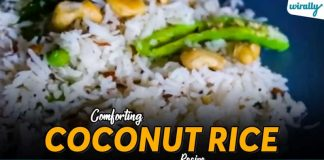 Comforting Coconut Rice Recipe