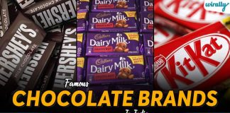 Famous Chocolate Brands In India