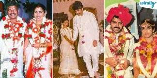 Flashback Friday Presenting You 25 Rare & Unseen Marriage Pics Of Our Tollywood Celebrities