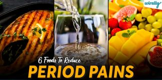 Foods To Reduce Period Pains