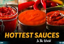 Hottest Sauces In The World