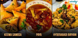 Hyderabad Food 1