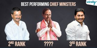 This Motn Survey Ranked The Best Performing Chief Ministers Of India Heres Take A Look