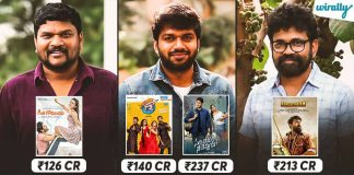 Tollywood Directors Crore Club Movies