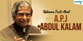 Unknown Facts About Abdul Kalam