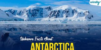 Unknown Facts About Antarctica