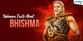 Unknown Facts About Bhishma
