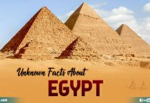 Unknown Facts About Egypt