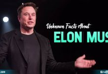 Unknown Facts About Elon Musk
