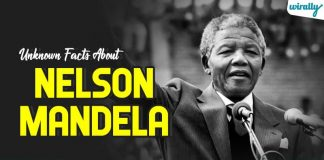 Unknown Facts About Nelson Mandela