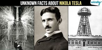 Unknown Facts About Nikola Tesla