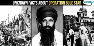 Unknown Facts About Operation Blue Star