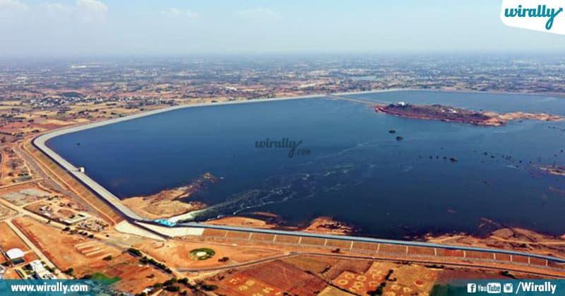 1 Konda Pochamma Sagar Reservoir
