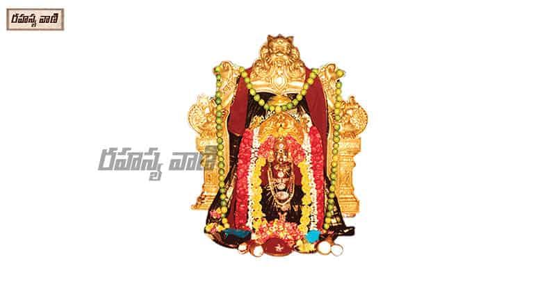 Bramarambika Devi Temple