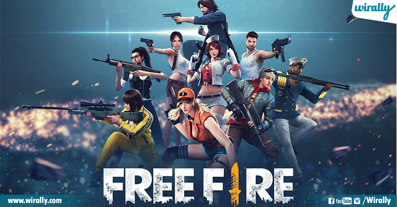 1 Free Fire