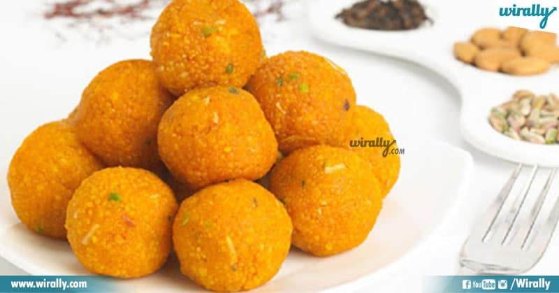 10 Indian Sweets