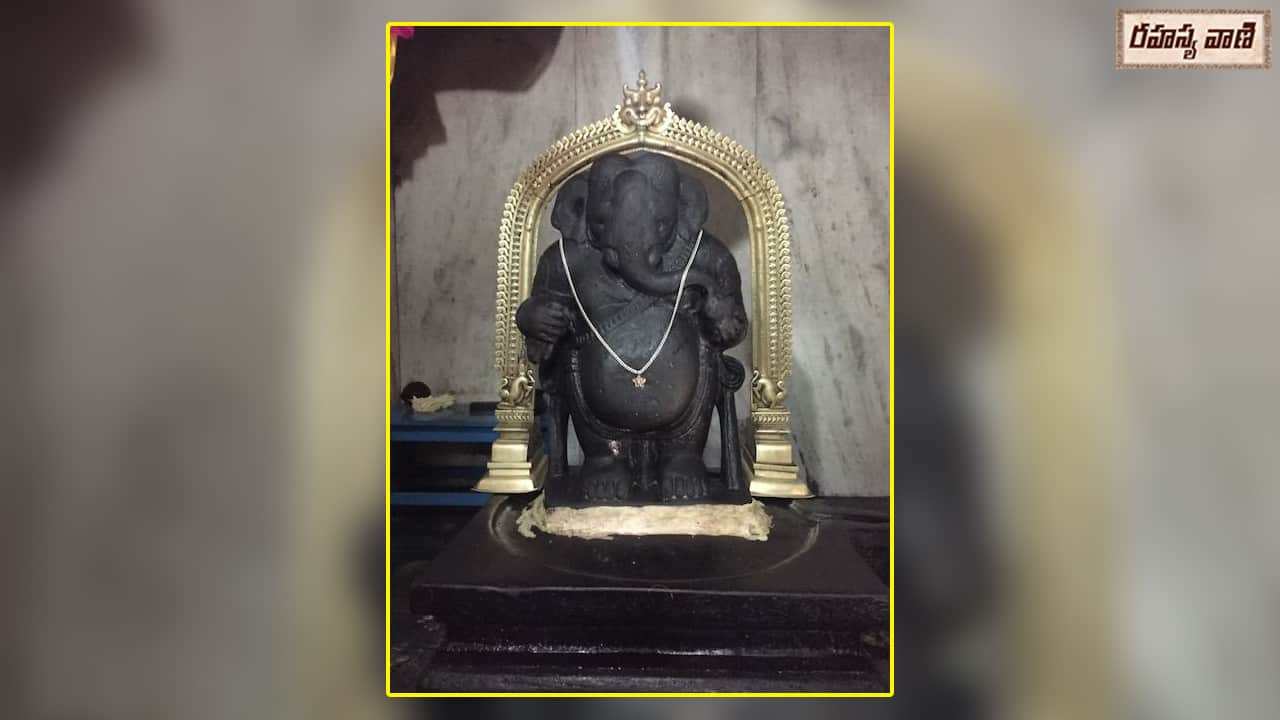 Historical Facts About Madhur Mahaganapati Temple