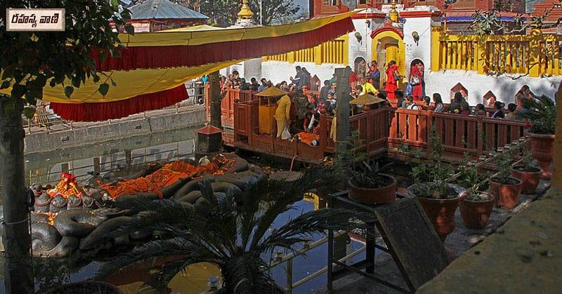 Vishnu Temple Kathmandu