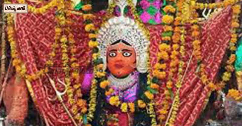 Idana Mata Temple