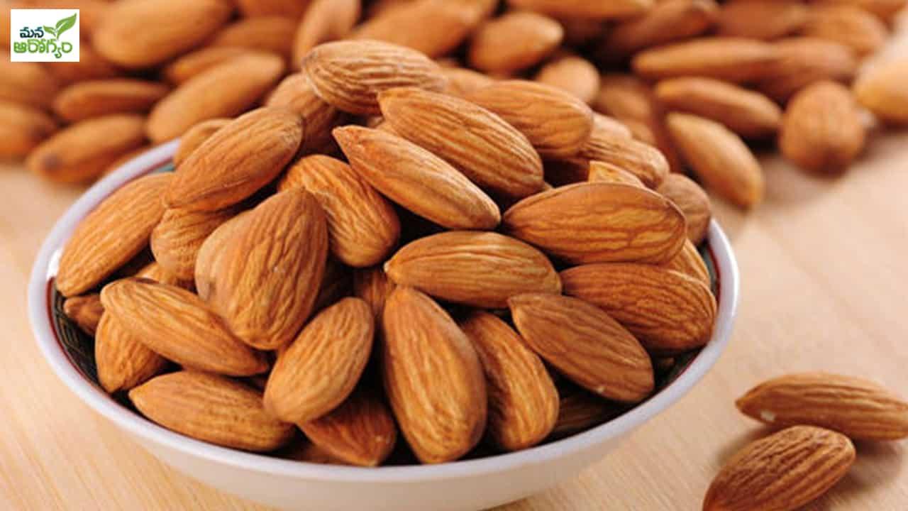Health Benfits Of Almond