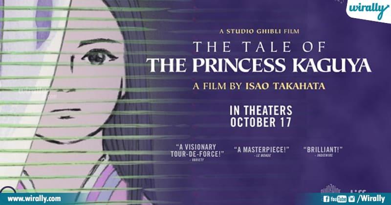 2.THE TALE OF PRINCESS KAGUYA (2010)