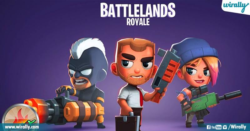 3 Battlelands Royale
