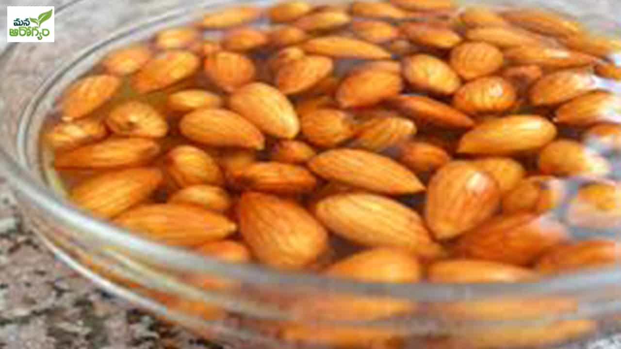 Health Benfits Of Almond