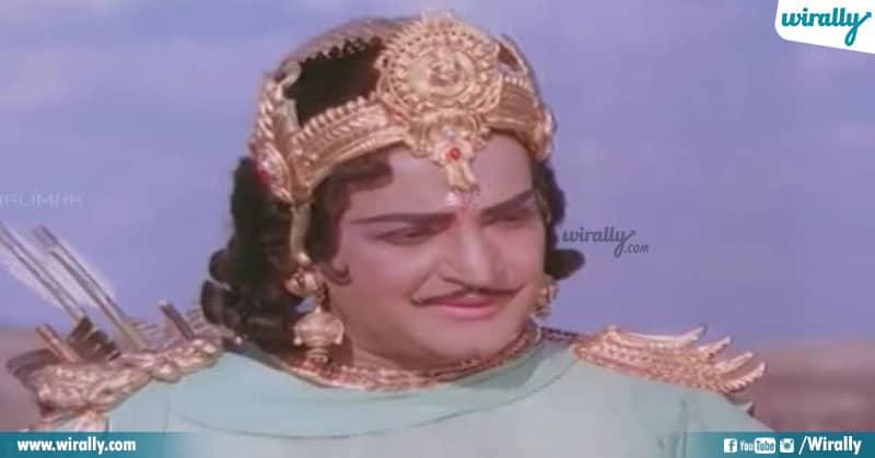 4 Maha Bharata Characters