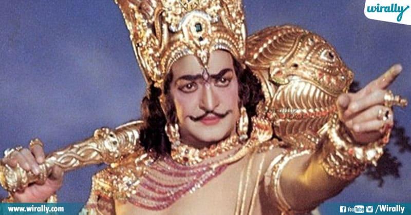 5 Maha Bharata Characters