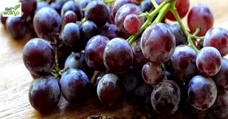 Beaut And Health Benfits of Grapes