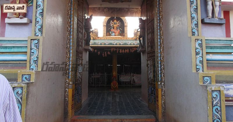 Unknown Facts About Kalugola Shambhavi Devi
