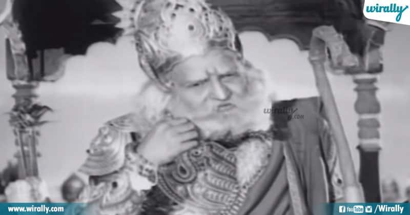 6 Maha Bharata Characters