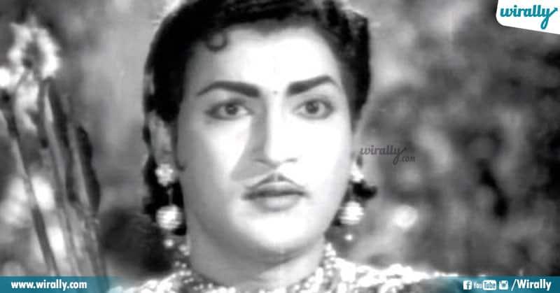 7 Maha Bharata Characters