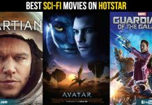 Best Sci Fi Movies On Hotstar