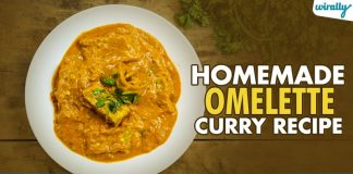 How To Prepare Delicious And Easy Omelette Curry
