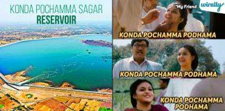 Konda Pochamma Sagar Reservoir