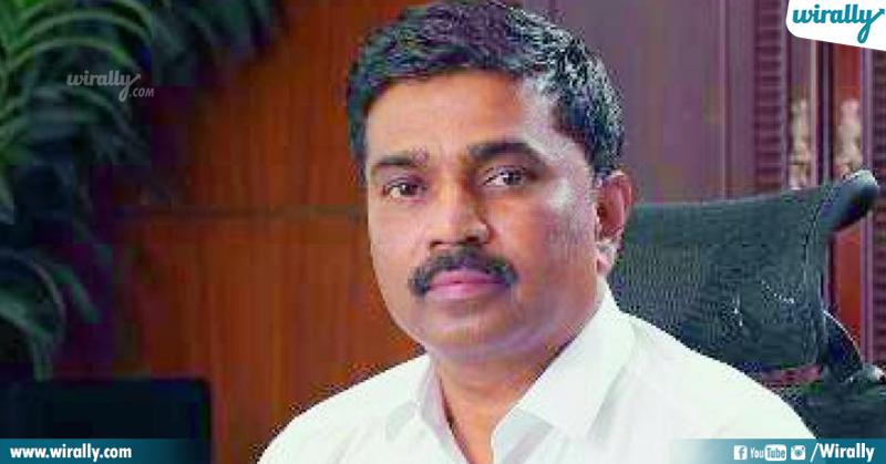 P.v. Krishna Redd