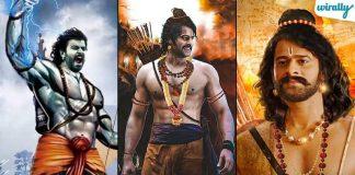 Prabhas As Lord Ram