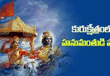 Hanuman Role