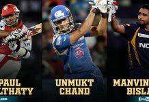 Sensational Indian Players