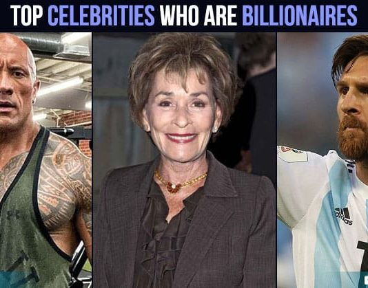 Top Celebrities Who Are Billionaires