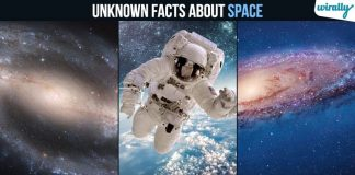 Unknown Facts About Space