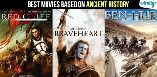 Best Movies Based On Ancient History