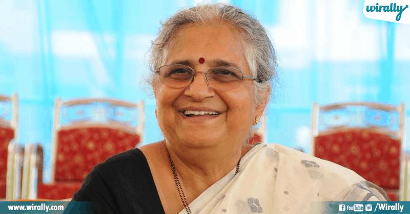 Sudha Murthy 1