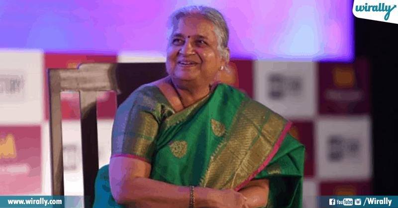 Sudha Murthy 2