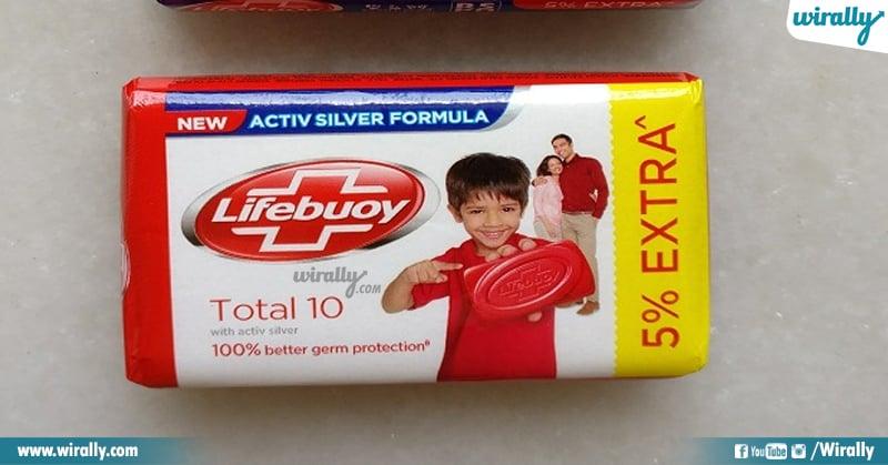 1 Lifebuoy